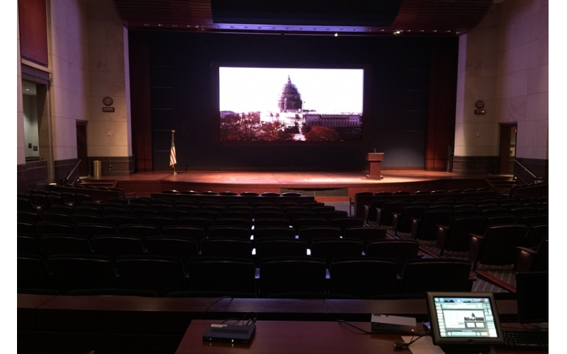 P3.91 Indoor  LED Video Display For Conferences